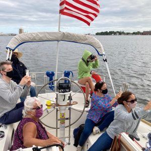 Come Sail with Us! Sailing charters in Baltimore